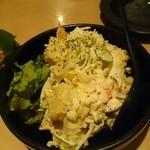 おちょぼ串 - ポテトサラダ