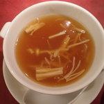 青冥 - ふかひれスープ♪コラーゲン!コラーゲン(必死)