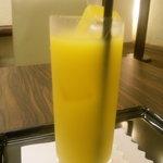 ブレス - オレンジジュース