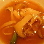 青冥 - アワビのコリッコリした食感、幸せ~♪