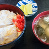 丸大食堂 - 料理写真:勝丼:700円/2016年4月