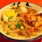 香味 - 担仔麺(台湾屋台担仔麺)(小)