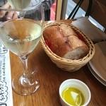 Furenchisakababommarushe - 付きだしのパン