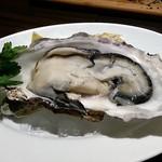ボルネ - 生牡蠣
