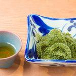 沖縄料理としゃぶしゃぶのお店 赤瓦 - 海ぶどう