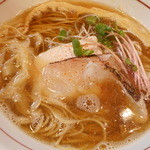 福島壱麺 - 海鮮醤油らーめん 800円