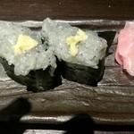 沖ちゃん - 生しらす軍艦(300円)