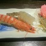 沖ちゃん - 車海老2点セット(780円)