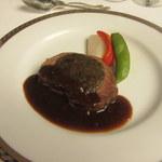 50196721 - 牛フィレ肉のロースト