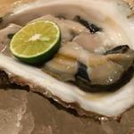 鮨 ほまれ - 岩牡蠣