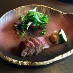醍醐味 - 特撰ふらの和牛一口ステーキ!