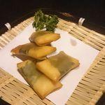 Mitsuoki - カリカリチーズ(少し食べてます。)