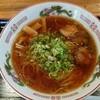 せいらく - 料理写真:醤油ラーメン(570円)