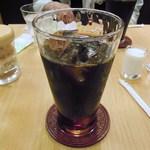 カフェ ラ フルール - ドリンク写真:アイスコーヒー