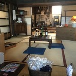 国稀酒造 - 昔の日本の家。