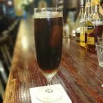 ホシヤマ珈琲店 - アイスコーヒー