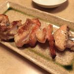 焼鶏館 - ヤゲン串300円