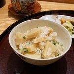 日本料理 太月 - 筍ご飯