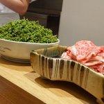 日本料理 太月 - 豪快な花山椒