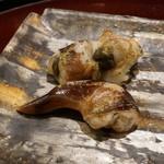 日本料理 太月 - 鳥貝の焼き物