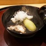 日本料理 太月 - おこぜの丸仕立て