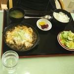 50212885 - 親子煮定食