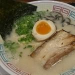 50213993 - 大牟田ラーメン、塩
