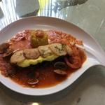 ブリラーノ - 料理写真:おさかなランチ