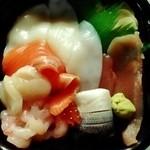 おかや丼丸 - 海鮮丼