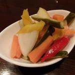 50220543 - 彩野菜のピクルス