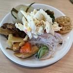 きんのつる - お惣菜8種類