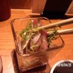 50221712 - 初鰹生姜ポン酢