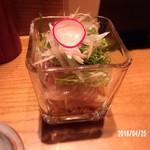 50221717 - 初鰹生姜ポン酢
