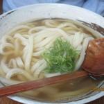 黄金の穂 - 天ぷらうどん(うどん)?