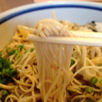 大村庵 - おろしそば 麺
