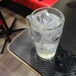 古武士 - 30分ノミホ(300円)のレモンサワー