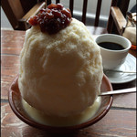 コーヒーの田中 - こぐま でも 大きい 530円