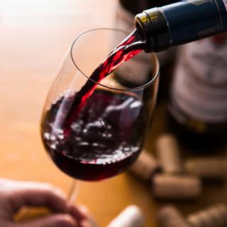 ワインはとてもコスパ充実!!