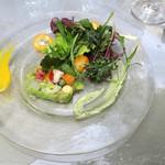 50226100 - 春野菜のテリーヌ