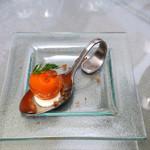 50226102 - 金柑とクリームチーズ
