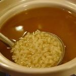 AKINDO - おかゆしゃぶしゃぶのスープ