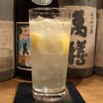 しあわせ料理 和味 - ギルビーリッキーのレモン(ジン)