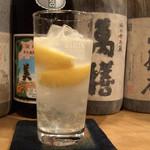 しあわせ料理 和味 - ギルビーリッキーのレモン(ウォッカ)