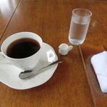 はぁもにぃ - ドリンク写真:ホット珈琲(ストロングコーヒー) 350円