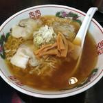 津軽郷土料理 がるがる新宿店 青森居酒屋 - 「津軽煮干しラーメン」842円