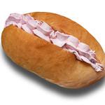 パン屋のオヤジ - いちごクリームコッペ