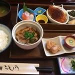 いっしょう - 料理写真:魅惑の840円日替わりランチ【2016.4月再訪】