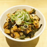 麺や佑 - 炙りチャーシュー丼