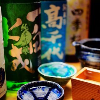 全国から届くコダワリの日本酒!!