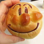 パルファン - アンパンマンのパンです。 価格も1個100円(税別)とリーズナブル。
